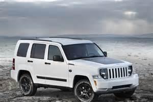 2012 jeep wrangler and liberty suv arctic specials a