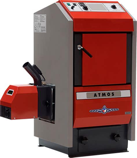 Kaskade Atmos pellet boilers atmos
