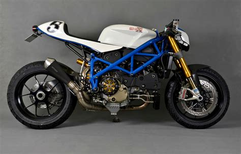 Shed X by Ducati 1098s Malizia By Shed X Gearmoose