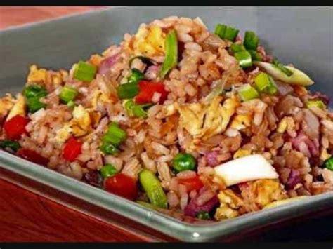 youtube membuat nasi goreng enak resep cara membuat nasi goreng gila pedas sederhana enak