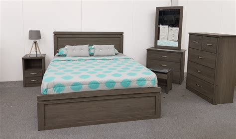 stone bedroom furniture novo 5 pc bedroom set stone grey bedroom suites