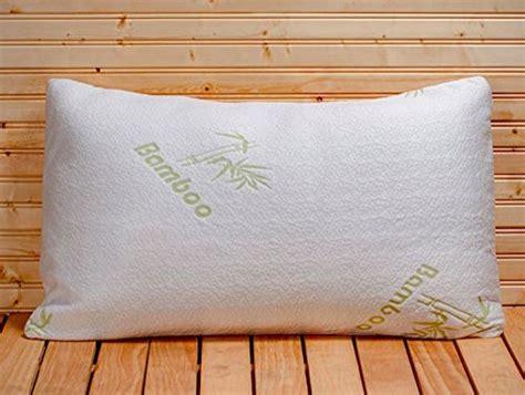 Marriott Hotel Pillows Brand by Memory Foam Pillow King Original Bamboo Better Than
