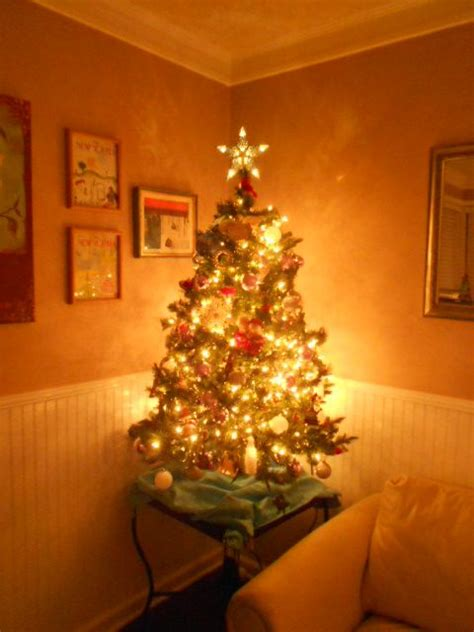 apartment size christmas tree jumble pinterest