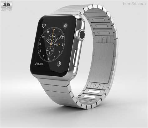 New Apple Stainless 3 Link I Wacth Series 1 2 3 2 apple series 2 42mm stainless steel link bracelet 3d model hum3d