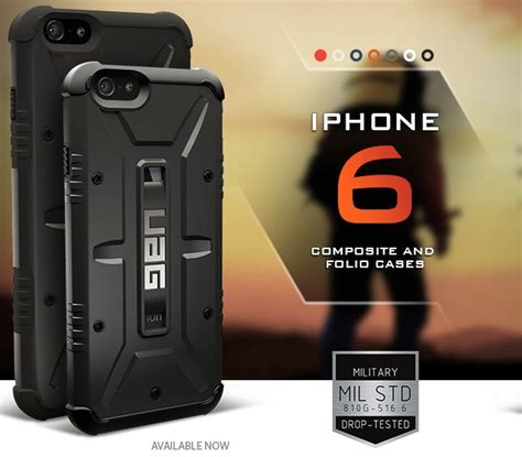 Casing Cover Iphone 6plus 6s Plus Army jual casing armor gear uag iphone 6 aksesoris