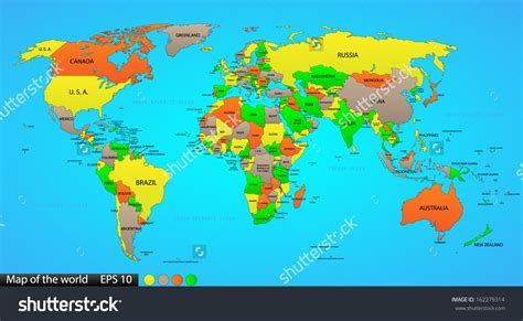 world map labeled map of the world roundtripticket me