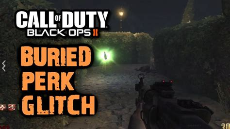 tutorial zombies black ops call of duty black ops 2 zombies quot buried quot perk glitch