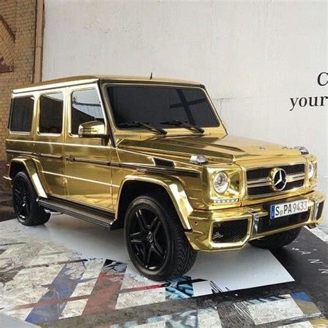 gold chrome jeep 78 best images about mercedes g wagon dreams on