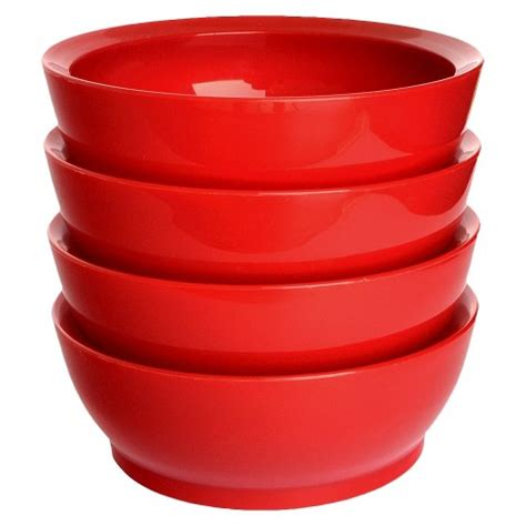 spill proof bowl calibowl 28 ounce spill proof bowl set of 4 target