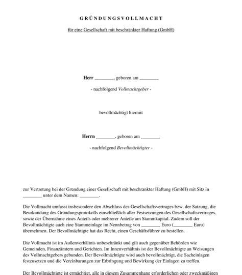 Muster Einladung Eigent Merversammlung vollmacht briefvorlage 28 images vollmacht vorlage