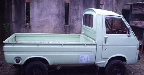 Pin Mpg Hijau suzuki st20 1980 hijau muda d originale truck suzuki carry and
