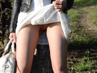 Jeny Smith No Panties Upskirt Fetish Pornhub Com