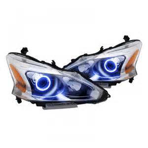 2014 Nissan Altima Headlights Oracle Lighting 174 Nissan Altima Sedan 2014 Headlights