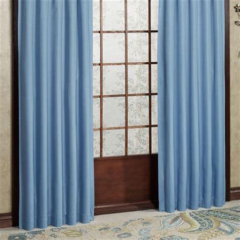 best thermal window treatments crosby tab top thermal room darkening window treatment