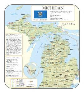 Michigan Map Of Cities by Map Of Michigan Cities Related Keywords Amp Suggestions