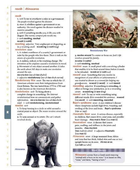 Scholastic Children S Thesaurus scholastic children s dictionary back to school tour