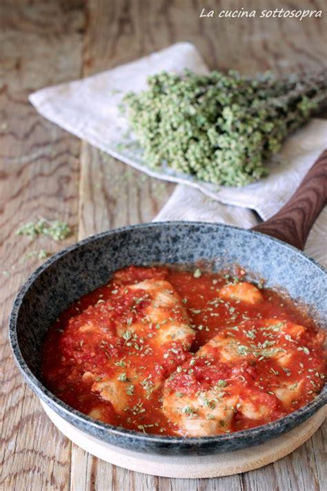 come cucinare il petto di pollo dietetico petto di pollo alla pizzaiola light senza grassi