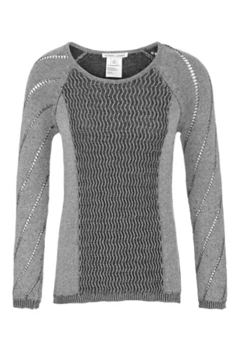 Sweater Tribal Grey tribal gray reversible sweater from maine by ruthie s shoptiques
