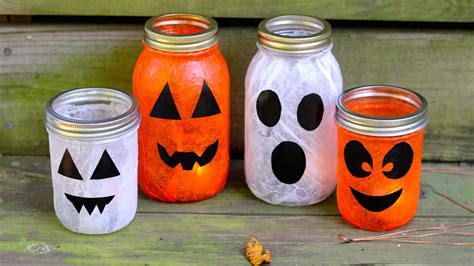 Diy Inexpensive Home Decor by 8 Quick And Easy Halloween Craft Decoration Ideas Rent