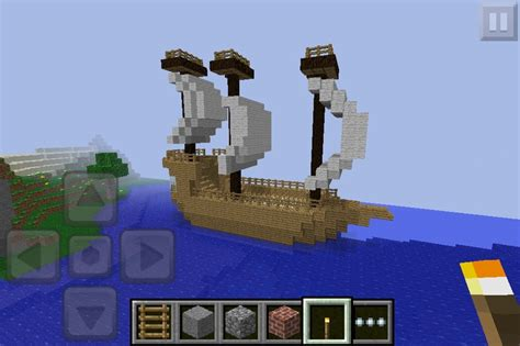 minecraft grian boat wooden model boat kits for sale build boat minecraft pe