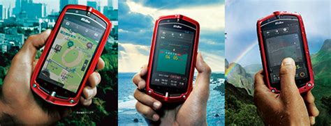 casio rugged smartphone casio g zone smartphone is ruggedized against the elements the tech report