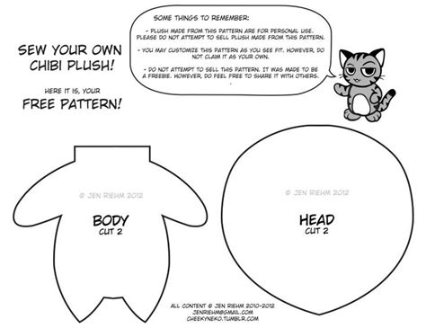 plush pattern maker free 56 best images about diy on pinterest white and black
