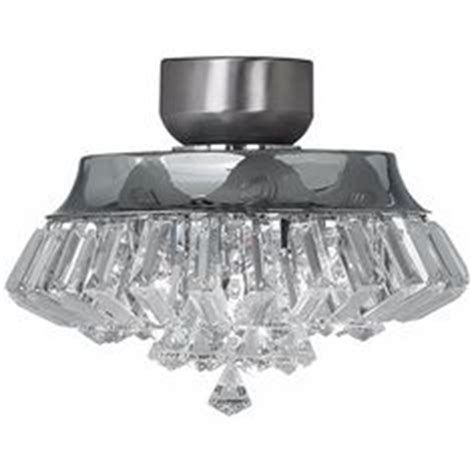 bling ceiling fan light kits bling glitz on small bathroom