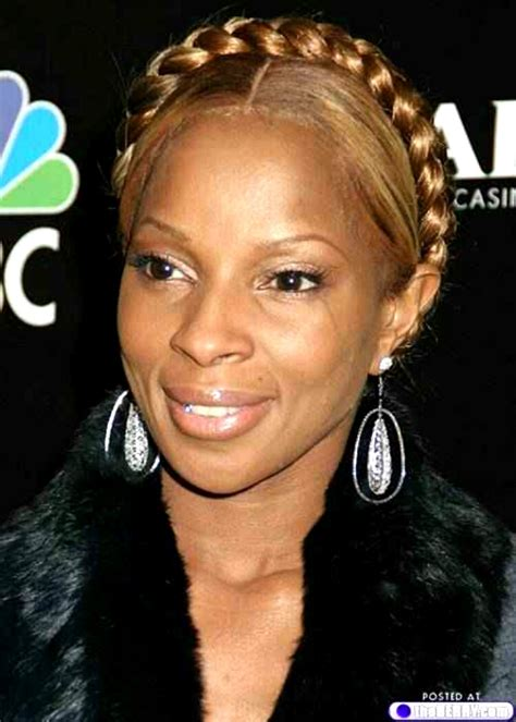 mary jblige latest hair style mary j blige hairstyles pictures newhairstylesformen2014 com