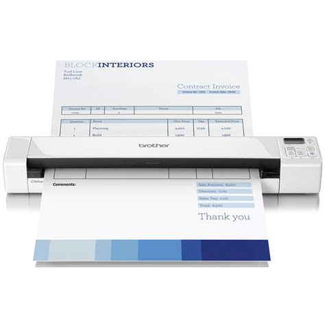 mobile document scanner ds820w 2 sided mobile document scanner staples 174