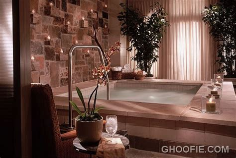 home spa room design ideas with walls