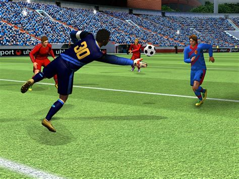 football for android gameloft releases real football 2013 for android available for free with in app purchases