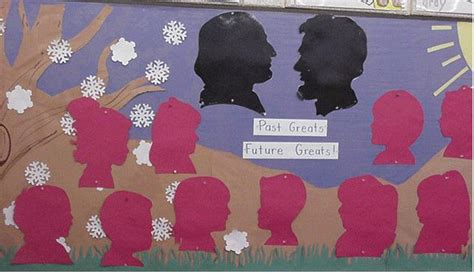 future greats president s day bulletin board idea