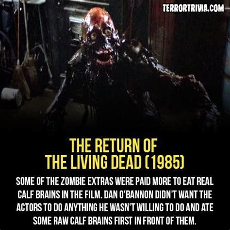 horror film quiz horror movie returnofthelivingdead terror trivia