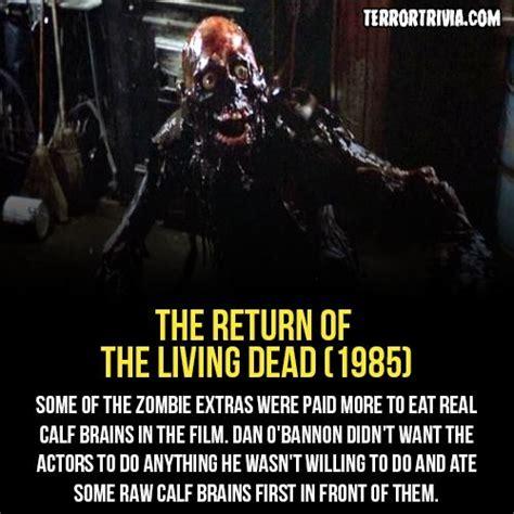 horror film quiz book horror movie returnofthelivingdead terror trivia