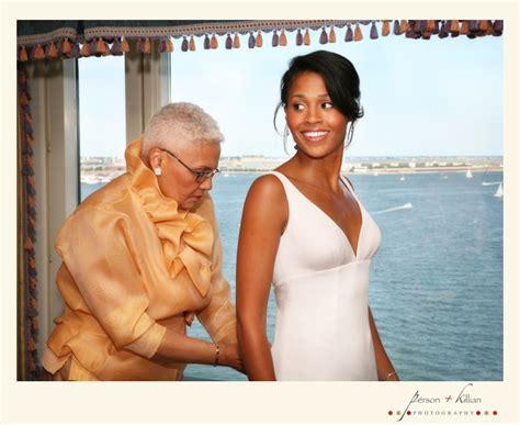 House Planer boston harbor hotel wedding featured on beantown bride