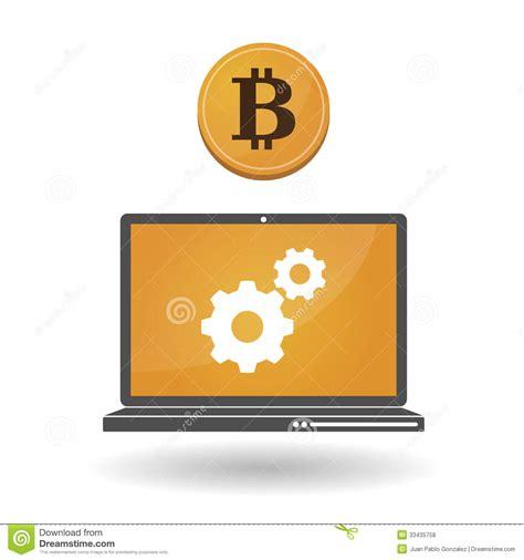 bitcoin open source open source money bitcoin royalty free stock photos