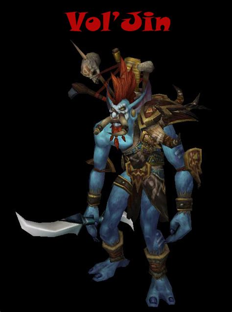 Vol'jin twerked into submission in marriage