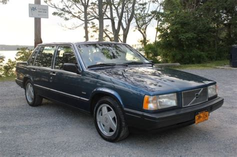 how petrol cars work 1992 volvo 740 electronic toll collection 1990 volvo 740gl 97k maintained no accidents no rust garaged clean carfax classic volvo 740