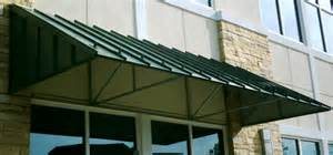 Standing Seam Metal Awnings Metal Canopies Raleigh Awning Company