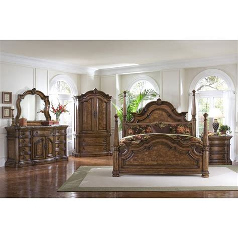 san mateo poster bedroom set pulaski furniture furniturepick