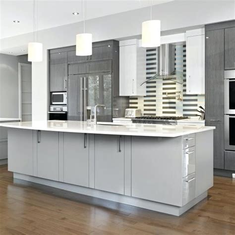 light gray kitchen walls dark wood floors with light gray walls and white trim