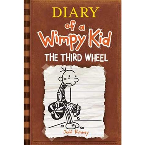 diary of a wimpy kid third wheel book report last minute gifts for boys big and small sicka