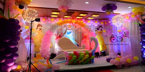 themes for birthday pictures aicaevents india barbie theme decorations by aica events