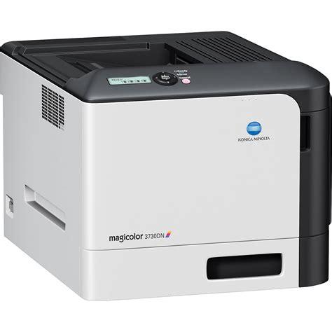 Printer Laser Warna Konica Minolta konica minolta magicolor 3730dn network color laser a0vd017 b h
