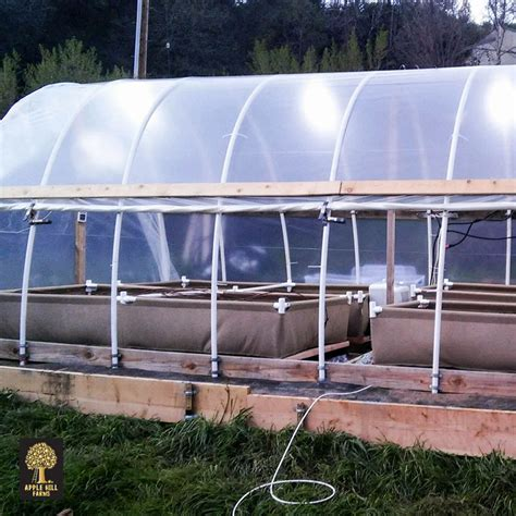 Fabric Raised Garden Beds by 4x4 Fabric Raised Bed Grassroots Fabric Pots