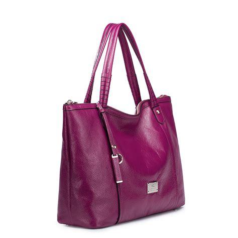 Bag Elegan handbags purple
