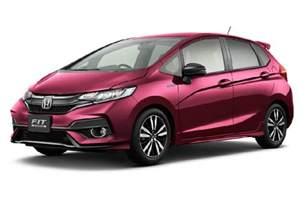 new arrival honda cars india 2017 honda jazz facelift revealed likely to arrive in