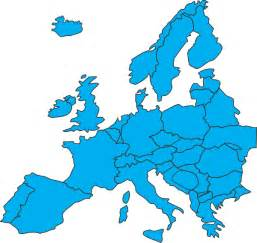 map clipart map of europe clip at clker vector clip