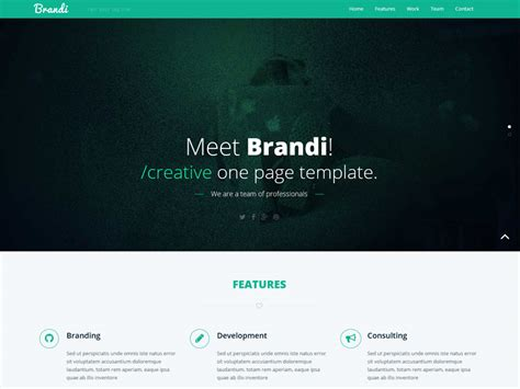 colibri free bootstrap business template templategarden 12 best free bootstrap business templates in october 2015