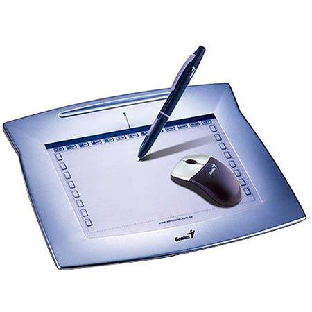 Drawing Tablet Walmart by Mousepen 8x6 Graphics Tablet Walmart